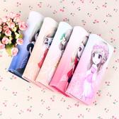 時尚學生小清新粉色卡通女式長款韓版潮可愛女士女童兒童錢包女孩