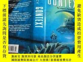二手書博民逛書店(英文原版)context:the罕見sequel to par