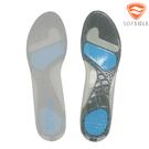 SOFSOLE 凝膠運動鞋墊 S1340 / 城市綠洲 (減震防滑 緩衝 透氣 超薄