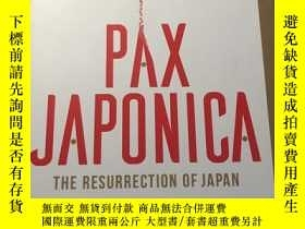 二手書博民逛書店PAX罕見JAPONICA (THE RESURRECTION
