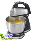 [105美國直購] Hamilton Beach 64650 攪拌機 4Qt 6-Speed Classic Stand Mixer, Stainless Steel