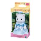 日本 EPOCH森林家族 波斯貓媽媽 白 EP14052 原廠公司貨