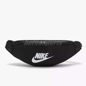 Nike 腰包 Sportswear Heritage Hip Pack 黑 白 基本款 男女款 【ACS】 BA5750-010