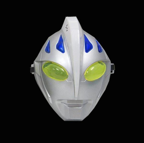 兒童 超人百變面具藍色鋼鐵人面具、金色鋼鐵人面具、綠巨人面具、鹹蛋超人面具、雷神面具