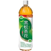 黑松 茶花綠茶 無糖 1230ml【康鄰超市】