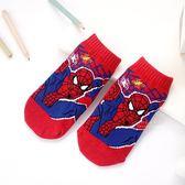 復仇者聯盟系列直版童襪 蜘蛛人 襪子 短筒襪