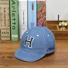 童帽 卡車 司機帽 棒球帽 牛仔 單寧 遮陽 防曬 男孩 單款  寶貝童衣