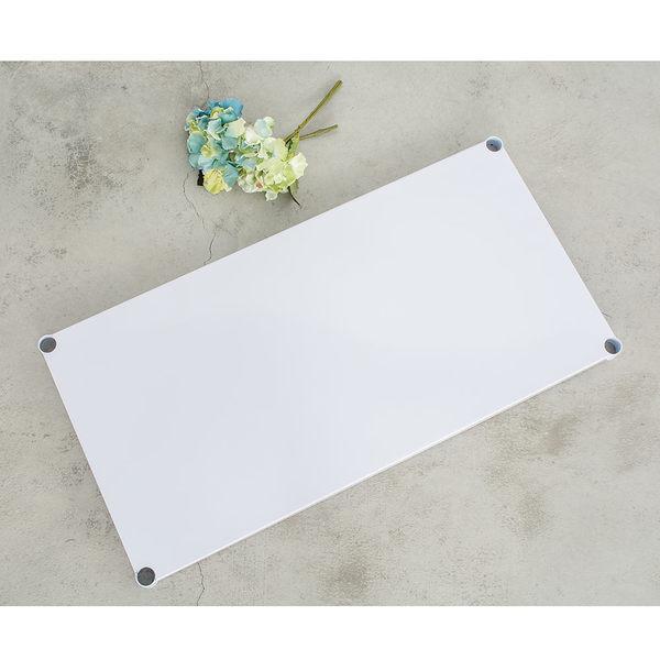 收納架/置物架/層架配件  【配件類】90x45cm 極致工藝烤漆白鐵板  dayneeds