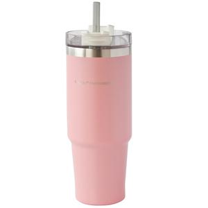 不鏽鋼吸管杯890ml