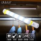 《團購棒棒》LED磁吸旋轉人體感應燈  走廊燈 小夜燈 玄關燈 壁燈 床頭燈
