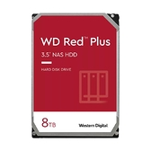 WD 威騰 紅標PLUS 8TB 3.5吋硬碟 NAS專用硬碟 WD80EFBX