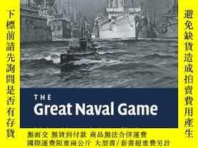 二手書博民逛書店The罕見Great Naval GameY256260 Jan Rüger Cambridge Univer
