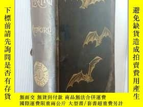 二手書博民逛書店【包罕見】The Attache at Peking,中文書名直