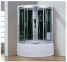 【麗室衛浴】淋浴蒸氣房 S-110  1100*1100*2150mm