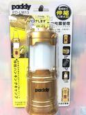 【台菱paddy LED迷你露營燈 PD-LM13】045927露營燈 燈具 照明燈具【八八八】e網購