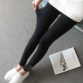 內搭褲 好康推薦春新款加肥加中大尺碼打底褲女胖MM200斤純棉高腰外穿小腳鉛筆褲