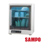 加送!飛利浦殺菌燈管【聲寶SAMPO】三層烘碗機 KB-GD65U-超下殺