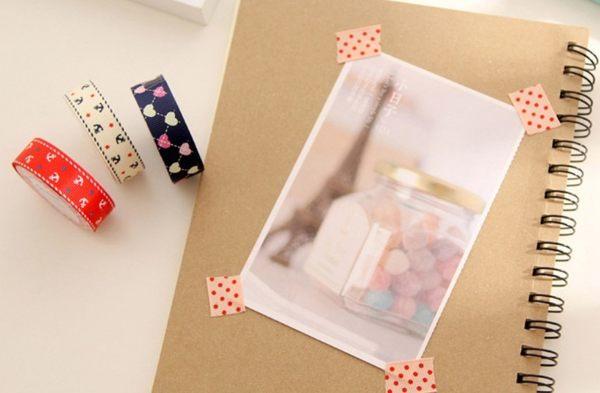 布膠帶 3入組 DIY膠帶裝飾貼紙  想購了超級小物