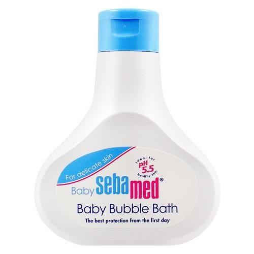 全新 德國施巴Sebamed pH5.5嬰兒泡泡浴露 200ml 總代理公司貨