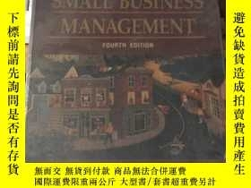 二手書博民逛書店Effective罕見Small Business Manage