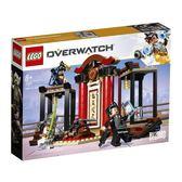 樂高LEGO Overwatch 鬥陣特攻 半藏 vs 源氏兄弟組 75971 TOYeGO 玩具e哥
