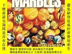 二手書博民逛書店Antique罕見Glass End of Day Marble