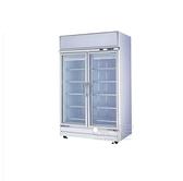 現貨 960L雙門立式商用冷藏便利店超市展示櫃 飲料櫃 冷藏櫃 RS-S2003S