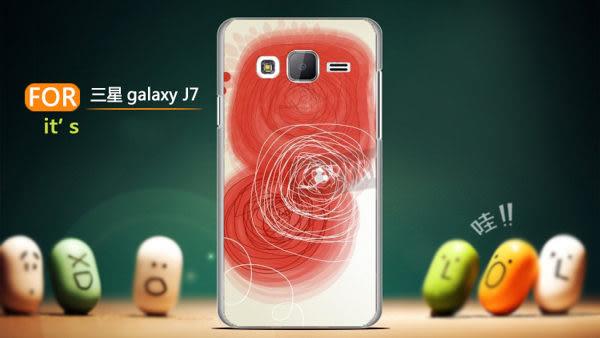♥ 俏魔女美人館 ♥[ 10864908*水晶硬殼} Samsung Galaxy J7手機殼 手機套 保護殼 保護套