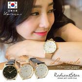 正韓LAVENDA忘優森林極簡俐落超薄真皮錶 對錶 手錶【WLA273】璀璨之星☆