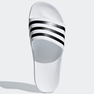 ADIDAS ADILETTE AQUA SLIDES 男鞋 女鞋 拖鞋 休閒 防水 輕量 白【運動世界】F35539