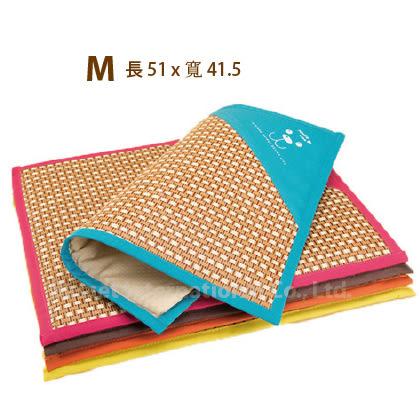 寵物竹蓆透氣涼軟墊 - M