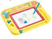 兒童磁性寫字板涂鴉板彩色畫板大號繪畫板寶寶早教益智玩具·享家生活館