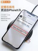 iPhoneX無線充電器8蘋果8Plus手機快充小米P板iPhone X充電 ·樂享生活館