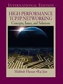 二手書博民逛書店 《High Performance TCP/IP Networking: Concepts, Issues, and Solutions》 R2Y ISBN:0131272578