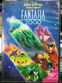 挖寶二手片-P04-044-正版DVD-動畫【幻想曲2000】-迪士尼 國英語發音(直購價)