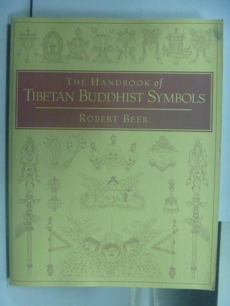 【書寶二手書T4/宗教_PBE】The Handbook of Tibetan Buddhist Symbols