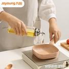 玻璃油壺油瓶防漏油瓶醬油瓶廚房用品組合套裝醋壺小油罐酒壺 奇妙商鋪