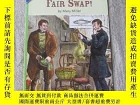 二手書博民逛書店It s罕見a Fair Swap!(Social Studie