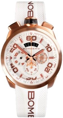 BOMBERG BS45CHPG.032.3 白金霓虹計時碼錶(可另組懷錶設計)45mm