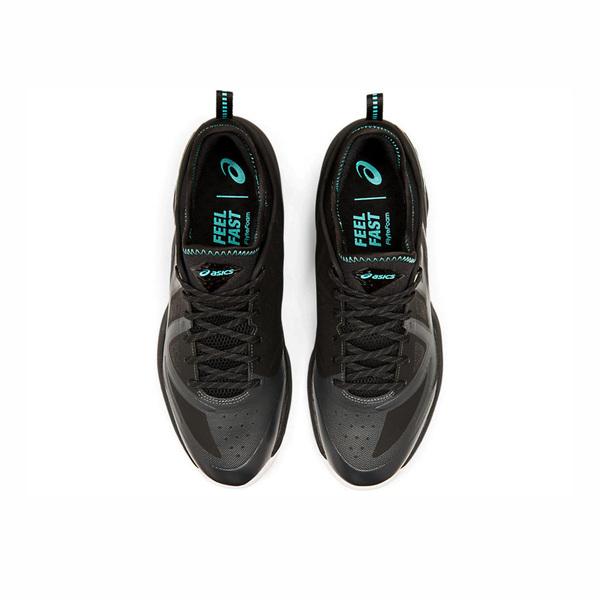 Asics Glide Nova FF [1061A003-022] 男 籃球鞋 舒適 緩衝 包覆 透氣 亞瑟士 黑