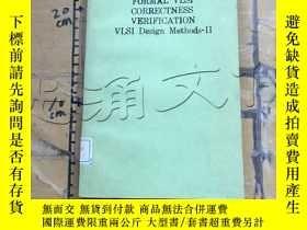 二手書博民逛書店Formal罕見VLSI Correctness Verific