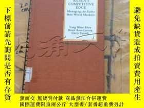 二手書博民逛書店Korea s罕見Competitive EdgeY252403