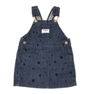 女寶寶牛仔吊帶裙 深藍星星   Oshkosh童裝 (嬰幼兒/兒童/小孩/小朋友/新生兒)