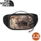 【The North Face 3.2L 多功能腰包《樹葉迷彩》】52RW/休閒腰包/小包/側背包
