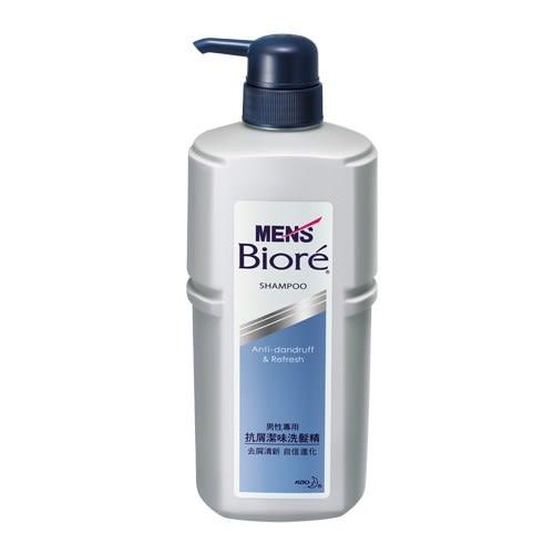 蜜妮Biore男性專用抗屑潔味洗髮精【康是美】
