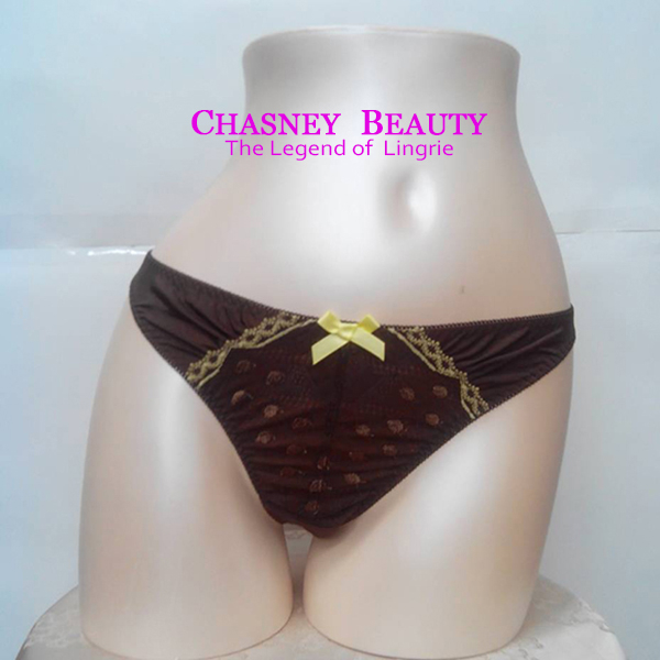 Chasney Beauty-Venus夏日B-D無痕內衣(咖啡)