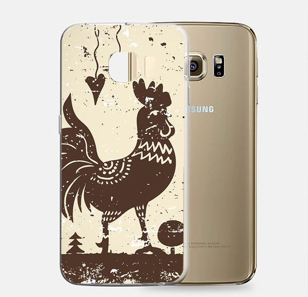 ♥ 俏魔女美人館 ♥Samsung Galaxy S7 {公雞*立體浮雕軟殼} 手機殼 手機套 保護殼