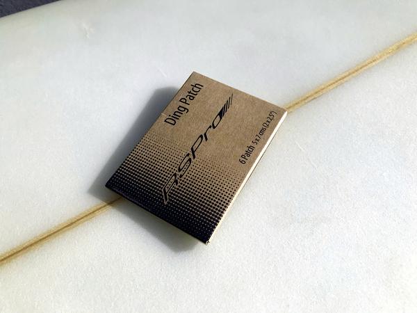 RSPRO PRICE Surf Ding Patch 板防水補釘貼-(透明/黑)