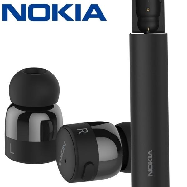 [富廉網]【NOKIA】真無線藍牙耳機 BH-705 黑 (送限量NOKIA精美小禮物)