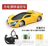 遙控車 遙控車兒童玩具可充電漂移仿真超大無線遙控汽車男孩電動賽車模型 居優佳品